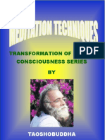 Meditation Techniques Sufi Series