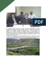 Informe de Excursion Sendero Del Contrabandista