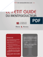 Petit Guide Mentaseducteur