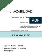 14PA_TRAZABILIDAD en Busca de La Calidad v2