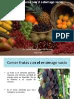 Platica Frutas 24 de Julio