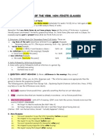 English Grammar - Non Finite Forms of Verbs