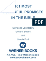 101 Most Powerful Promises in the Bible, 0446532142