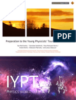 Ilyam.org FDD 2014 IYPT Reference Kit