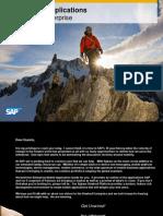SAP Mobile Apps 2011 Customer Presentation