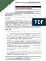 Responsibility Allocation Matrix PC Version