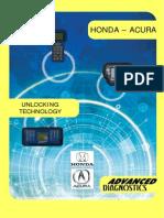 Honda Manual