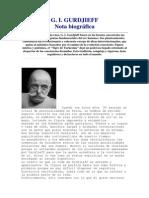 Gurdjieff Biografia