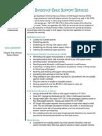 DCSS Fact Sheet 07.13