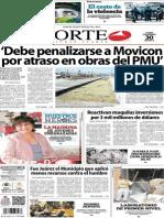 Periódico Norte de Ciudad Juárez lunes 30 de Diciembre de 2013