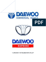 DAWOO MARKETING PLAN
