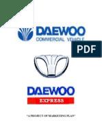 DAWOO MARKETING PLAN