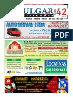 Jornal Divulgar Classificados - Ano IV - Edição 42