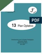 Plan Optativo - El Autoritarismo en La Historia Reciente Del Paraguay