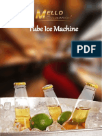 Tube Ice Machine TB1T