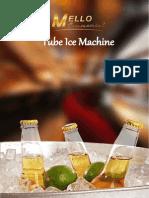 Tube Ice Machine TB3T-A