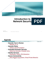 Network security by CISCO