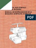 Overlocker Manual