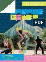 Garage Gamer Brochure