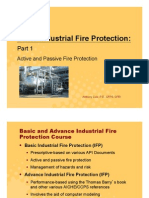 Industrial Fire Protection Basics