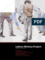 Labour History Project Bulletin 58
