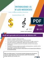 Clase 1 Principios Contables y Financieros Gino Foppiano