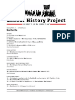 Labour History Project Newsletter 47