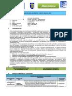 Programacion Anual-mat 5ab_2013