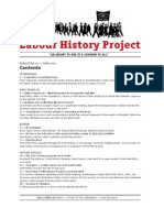 Labour History Project Newsletter 46