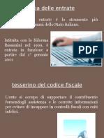tesserino del codice fiscale