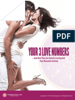 Numerologist Your 3 Love Numbers