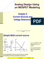 9086 CMOS Analog Design Chapter 6