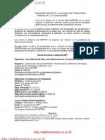 CURSOS A DISTANCIA DEL INSTITUTO NACIONAL DE PSIQUIATRIA RAMON DE LA FUENTE MUÑIZ
