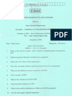 FACTS Question Paper