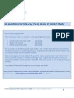 CASP Cohort Study Checklist 31.05.13 (II)