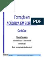 Doc Resumo Acustica