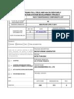 g06 013 Heavy Maintenance Components List A