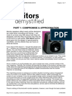 Understanding Monitoris Part1