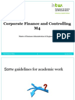 Guidelines Academic Work 2