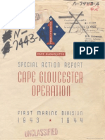 Cape Gloucester Operation