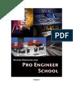Pro Enginner School Vol. 1