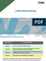 ZTE GU RAN Roadmap.pdf