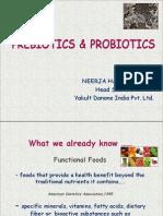 Dr Neerja Hajela Ppt Probiotics Prebiotics ILSI Final