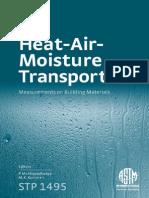 Heat Air Moisture Transport