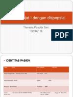 DBD Derajat I Dengan Dispepsia -Case Report