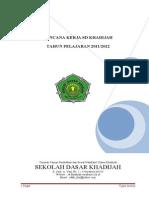 Program Sd Khadijah 12-13
