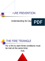 7493 Fire Prevention