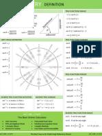 Formula Trigonometry Dasar.phitong.doc
