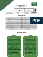 CD Trofense vs Vitória SC (2.ª eliminatória - Carlsberg Cup 2007-2008)