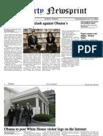 Libertynewsprint 9-05-09 Edition